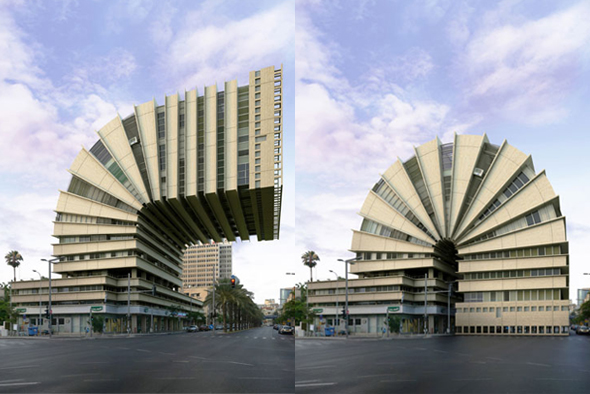 Victor Enrich City Portraits Animalvegetableminerals - City portraits surreal architecture photos by victor enrich